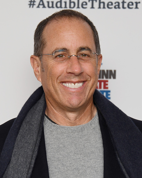 """Jerry Seinfeld「""""Colin Quinn: Red State Blue State"""" Opening Night」:写真・画像(4)[壁紙.com]"""