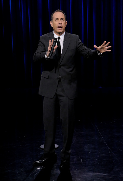 "Visit「Jerry Seinfeld Visits ""The Tonight Show Starring Jimmy Fallon""」:写真・画像(14)[壁紙.com]"