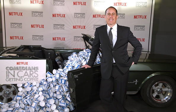 Comedian「Comedians in Cars Getting Coffee - New York Event」:写真・画像(17)[壁紙.com]