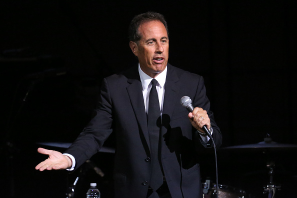 "Jerry Seinfeld「GOOD+ Foundation ""An Evening Of Comedy + Music"" Benefit」:写真・画像(1)[壁紙.com]"