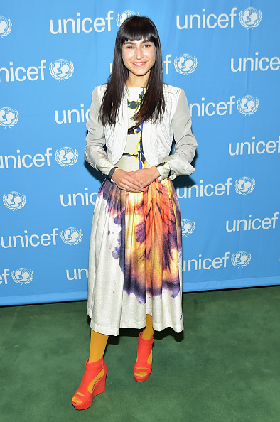 Orange Shoe「UNICEF Launches The #IMAGINE Project To Celebrate The 25th Anniversary Of the Rights Of A Child」:写真・画像(9)[壁紙.com]