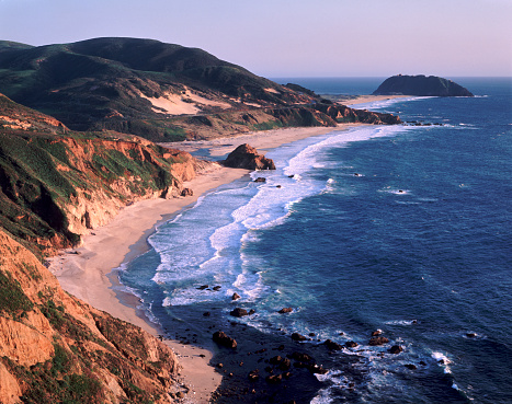 Big Sur「Big Sur - California」:スマホ壁紙(3)