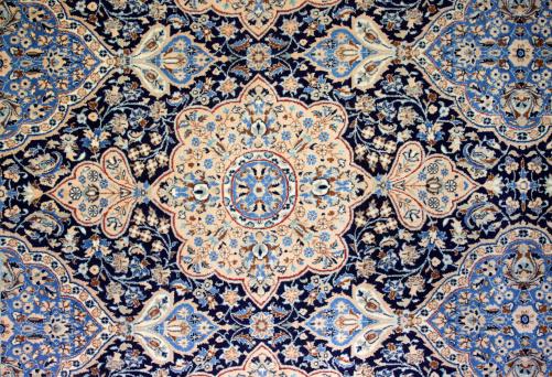 Iranian Culture「Nain Iranian rug」:スマホ壁紙(15)