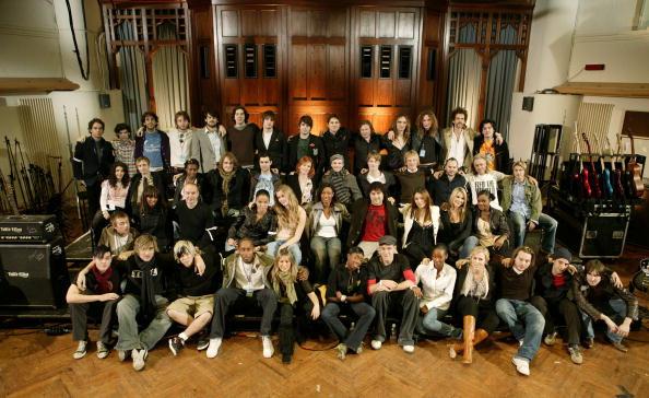 Tim Graham「Band Aid 20 - Recording Session」:写真・画像(16)[壁紙.com]