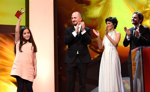 Audrey Tautou「Closing Ceremony - 65th Berlinale International Film Festival」:写真・画像(14)[壁紙.com]