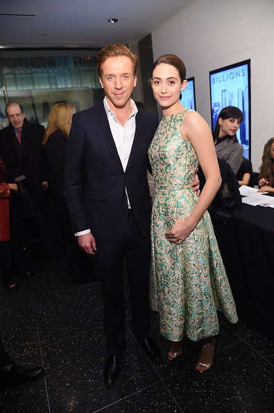 エミー・ロッサム「The Showtime Series Premiere Of 'Billions' At The New York Museum Of Modern Art」:写真・画像(4)[壁紙.com]