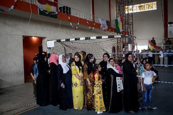 People「Iraqi Kurdistan Independence Referendum」:写真・画像(1)[壁紙.com]