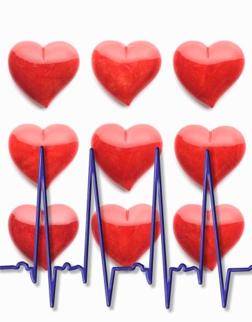Alabaster「EKG and hearts」:スマホ壁紙(16)
