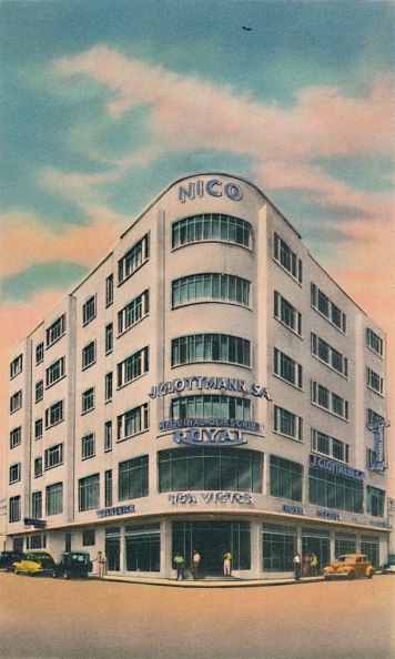 Post - Structure「Nico Building」:写真・画像(12)[壁紙.com]