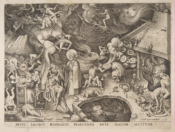 16th Century「St James And The Magician Hermogenes」:写真・画像(19)[壁紙.com]