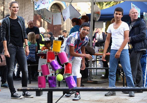 Residential District「Hamburg Holds Welcome Fest For Migrants」:写真・画像(15)[壁紙.com]