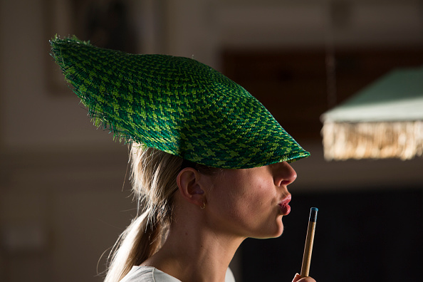 Profile View「Chantelle Ford Millinery Launch」:写真・画像(10)[壁紙.com]