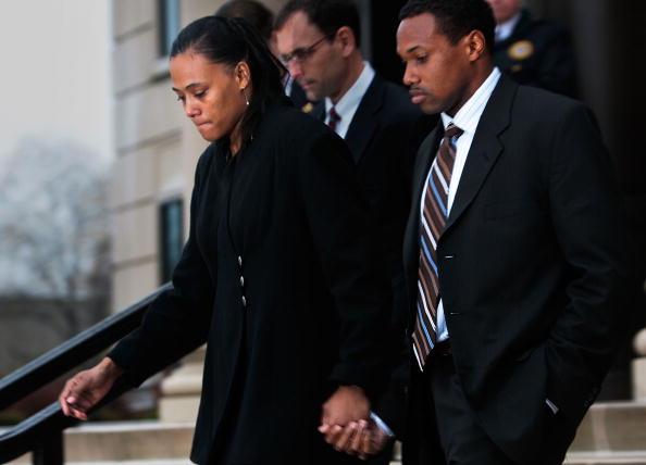 Marion Jones「Marion Jones Sentenced For Lying About Steroid Use」:写真・画像(9)[壁紙.com]