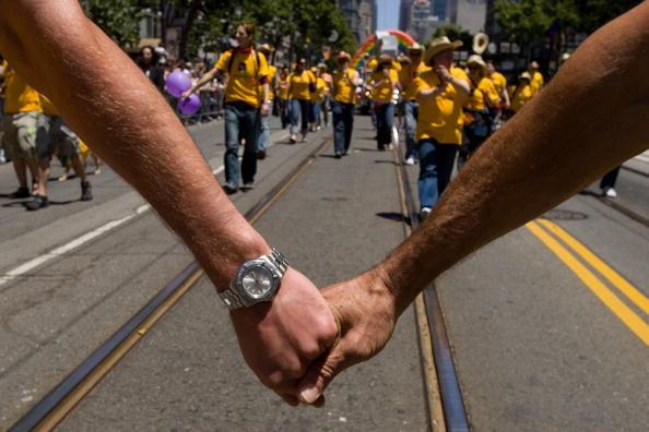 Bisexuality「San Franciscans Celebrate Gay Pride」:写真・画像(6)[壁紙.com]