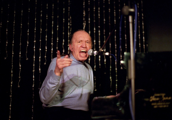 Bobbed Hair「Bob Dorough, Live! On the Park, London, 2006」:写真・画像(9)[壁紙.com]
