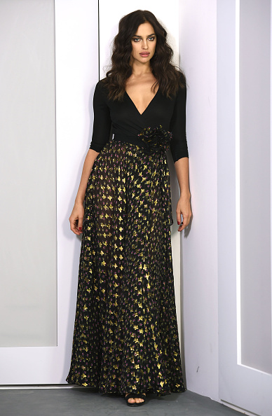 ロングヘア「Diane Von Furstenberg - Presentation - Fall 2016 New York Fashion Week」:写真・画像(8)[壁紙.com]