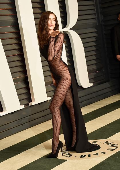 オスカーパーティー「2015 Vanity Fair Oscar Party Hosted By Graydon Carter - Arrivals」:写真・画像(7)[壁紙.com]