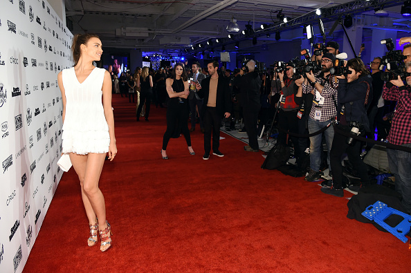 Sports Illustrated Swimsuit Issue「Sports Illustrated Swimsuit 2016 - NYC VIP Press Event」:写真・画像(6)[壁紙.com]