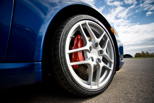 Wheel「Low angle sports car tire」:スマホ壁紙(6)