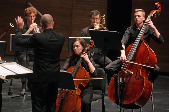 Juilliard School「Son Of Chamber Symphony」:写真・画像(3)[壁紙.com]