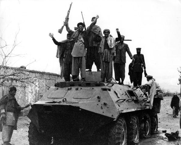 Former Soviet Union「Afghan Guerrillas」:写真・画像(7)[壁紙.com]