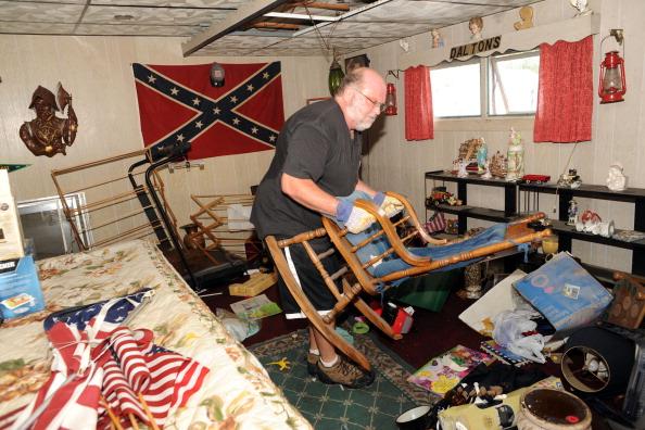 Pennsylvania「Wilkes-Barre Hard Hit By Susquehanna River Flooding」:写真・画像(7)[壁紙.com]