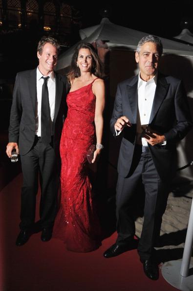 White Gold「Opening Dinner - 68th Venice Film Festival」:写真・画像(2)[壁紙.com]