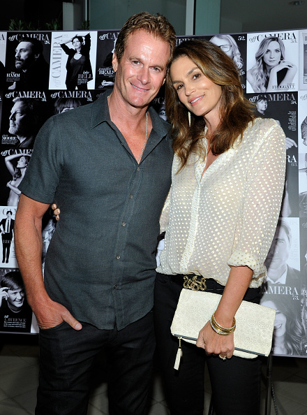 "Cindy Crawford「AT&T AUDIENCE Network's ""Off Camera with Sam Jones"" 100th Episode Celebration」:写真・画像(13)[壁紙.com]"