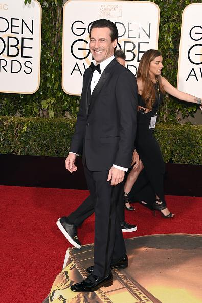 Golden Globe Award「73rd Annual Golden Globe Awards - Arrivals」:写真・画像(2)[壁紙.com]