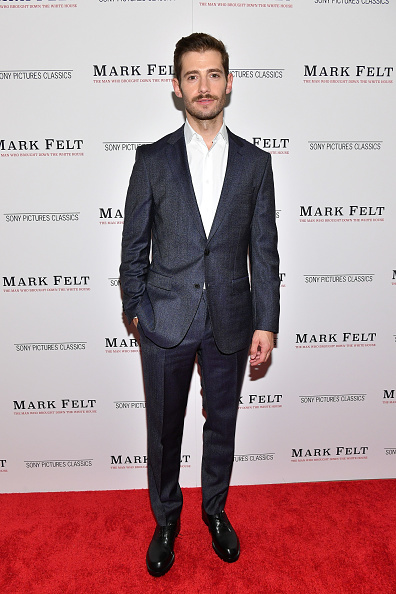 出席する「'Mark Felt The Man Who Brought Down The White House' New York Premiere」:写真・画像(6)[壁紙.com]