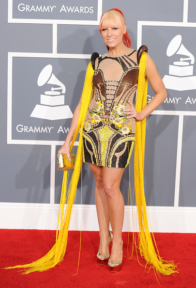 Two-Toned Hair「The 54th Annual GRAMMY Awards - Arrivals」:写真・画像(18)[壁紙.com]