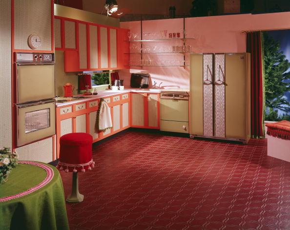 Oven「A Kitchen Set In A Studio」:写真・画像(5)[壁紙.com]