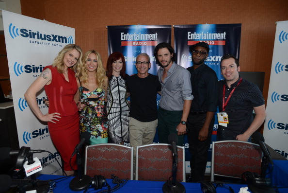 Stack Rock「SiriusXM's Entertainment Weekly Radio Channel Broadcasts from Comic-Con 2014」:写真・画像(13)[壁紙.com]