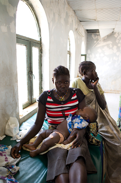 Tom Stoddart Archive「Pariang Hospital In South Sudan」:写真・画像(15)[壁紙.com]