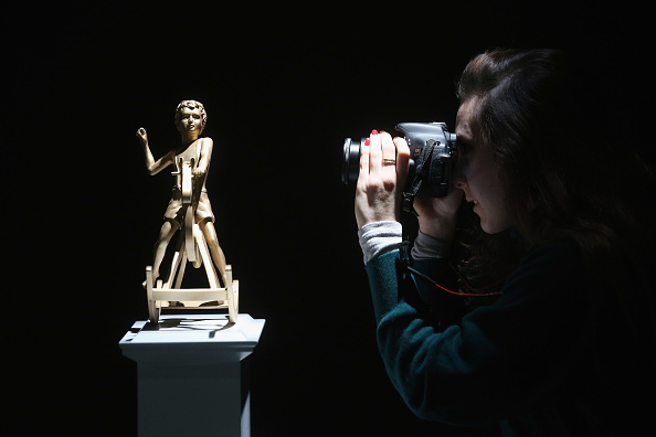 Antony Gormley「The Fourth Plinth Art Programme Is Celebrated By Leading Artists」:写真・画像(7)[壁紙.com]