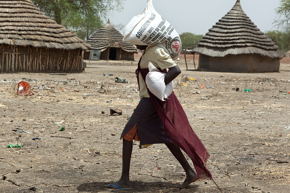 Sack「Farming Aid To South Sudan」:写真・画像(1)[壁紙.com]