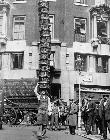 Covent Garden「Balancing Baskets」:写真・画像(12)[壁紙.com]