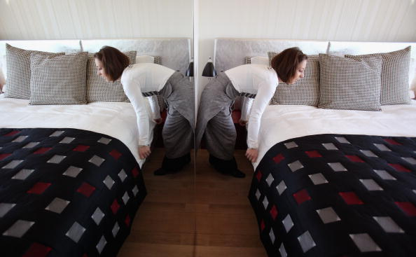 Making「Rosita Missoni Hosts The Launch Of The New Missoni Hotel」:写真・画像(1)[壁紙.com]