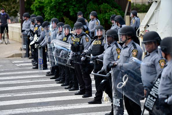 Center City - Philadelphia「Protests Continue In Philadelphia In Response To Death Of George Floyd In Minneapolis」:写真・画像(10)[壁紙.com]