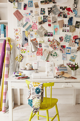 Desk Lamp「Sewing room」:スマホ壁紙(12)
