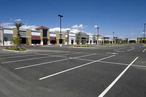 New Business「Brand New Strip Mall」:スマホ壁紙(1)