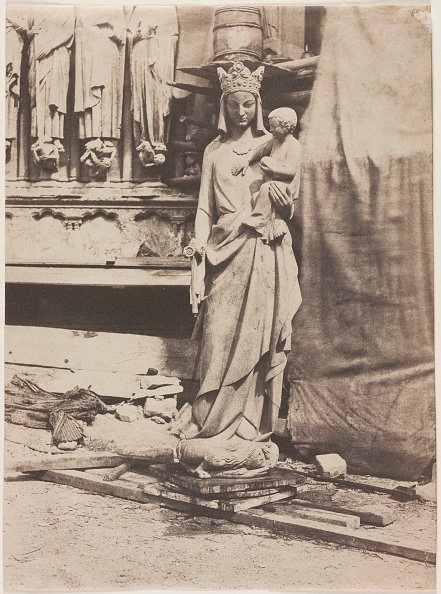Sculpture「Statue Of The Virgin」:写真・画像(5)[壁紙.com]