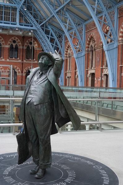 Responsibility「St Pancras Station」:写真・画像(13)[壁紙.com]