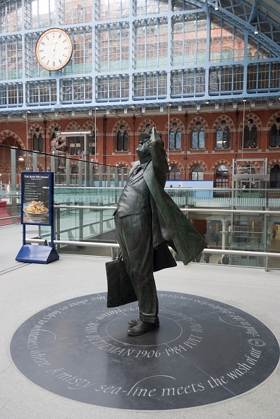 Dedication「St Pancras Station」:写真・画像(7)[壁紙.com]