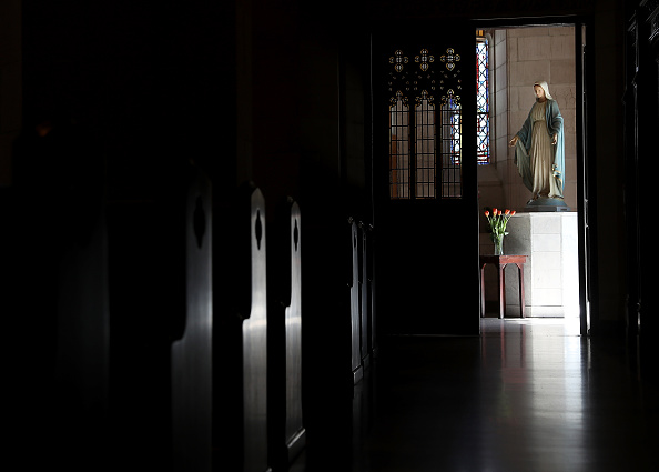 Empty「Law Firm Issues Report Detailing Sexual Misconduct Within Many Bay Area Dioceses」:写真・画像(6)[壁紙.com]