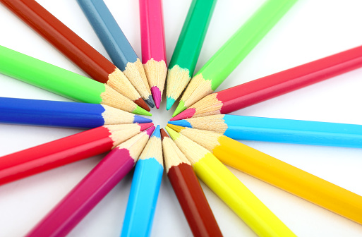 Writing - Activity「Colored Pencils」:スマホ壁紙(14)
