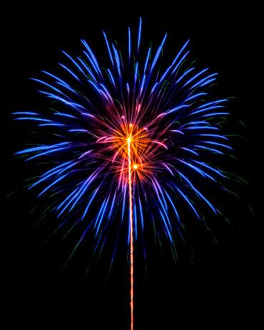 花火「USA, Colorado, Fireworks」:スマホ壁紙(12)