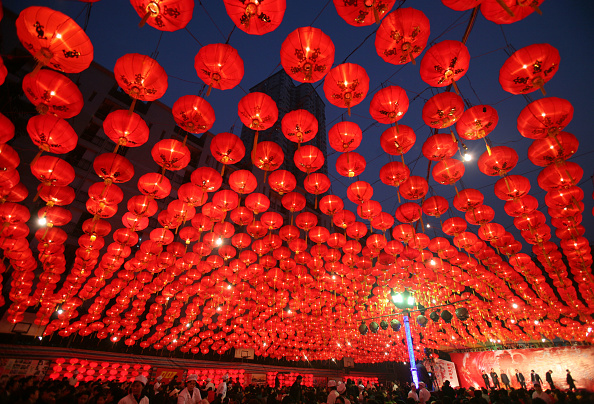 Lantern「Chinese People Prepare For Lunar New Year」:写真・画像(11)[壁紙.com]