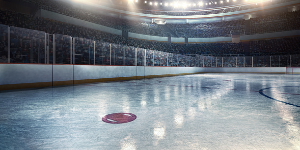 National Hockey League「Hockey arena」:スマホ壁紙(3)