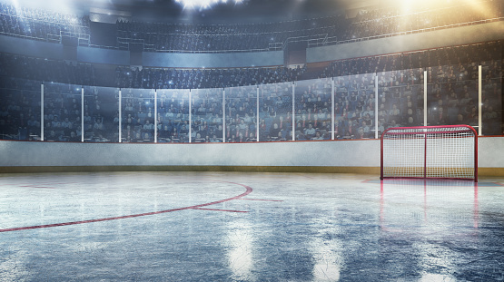 Surface Level「Hockey arena」:スマホ壁紙(3)